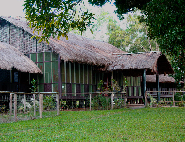 Bensbach Wildlife Lodge, Papua New Guinea