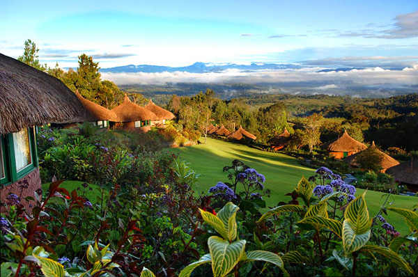 Ambua Lodge, Papua New Guinea