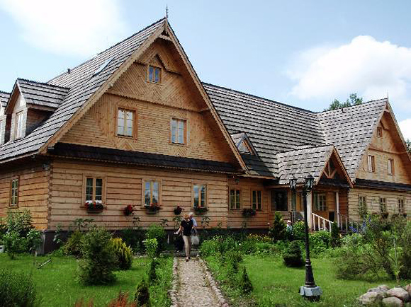 Wejmutka Manor, Poland